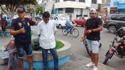 Grupo Terna captura por tercera vez a ladrón de farmacias
