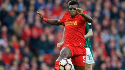 Liverpool alineó al equipo más joven de su historia para disputar la FA Cup