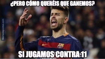 Los divertidos memes que dejó el empate 1-1 entre Barcelona y Villarreal