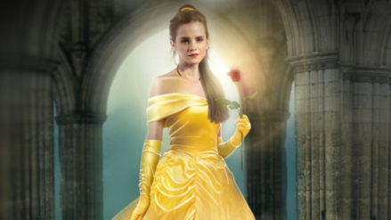 Video | Emma Watson muestra su talento musical en La Bella y la Bestia