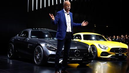 Fotos | Lo mejor de Mercedes en el Salón del Automóvil en Detroit