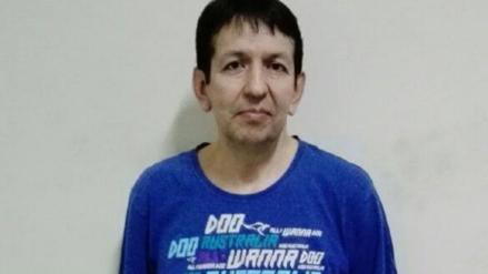 Chiclayo: capturan a sujeto involucrado en robo a programas