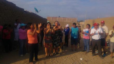 Trujillo: moradores de Nueva Esperanza denuncian invasores