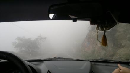 Otuzco: transportistas piden señalizar vía a sierra liberteña