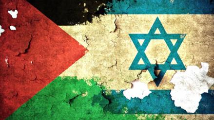 El papa abogó por la creación de dos Estados en Israel y Palestina