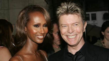 Viuda de David Bowie lo recuerda a un año de su muerte