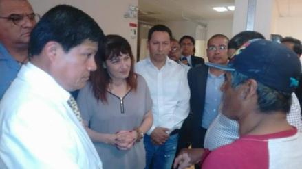 Pacientes de hospitales de Lambayeque lloran pidiendo mejoras del servicio