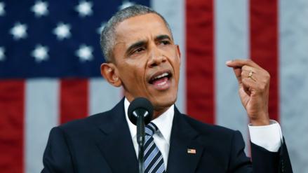 Obama agradece a estadounidenses por hacerle un