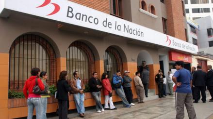 Delincuentes robaron más de 25 mil soles de agencia del Banco de la Nación