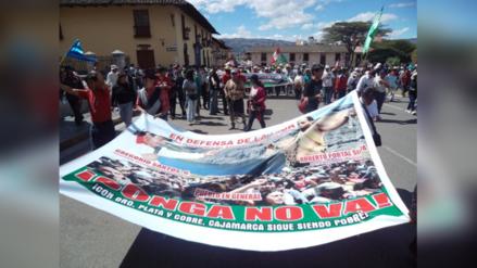 Poder Judicial archivó juicio de 54 procesados por protestas contra Conga