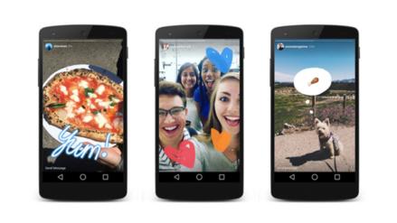 Los anuncios publicitarios llegan a Instagram Stories
