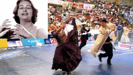 Trujillo: Chabuca Granda y la Marinera