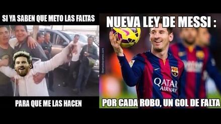 Los mejores memes de la victoria del Barcelona en Copa del Rey