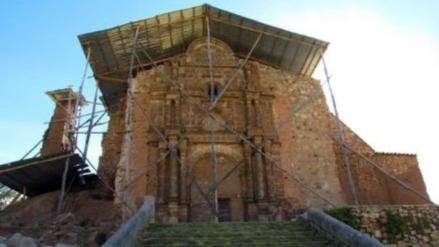 Iglesias declaradas Patrimonio Cultural serán evaluadas por lluvias