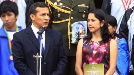 La Fiscalía solicitó variar reglas de conducta de Ollanta Humala y Nadine Heredia
