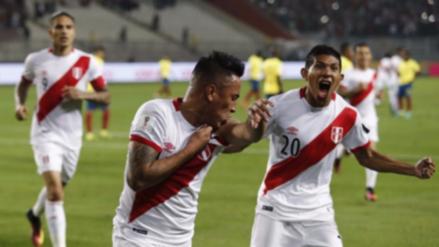 Selección Peruana se mantiene en el Top-20 de la clasificación FIFA