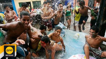 Piura: prohíben uso de agua para carnavales en Sechura