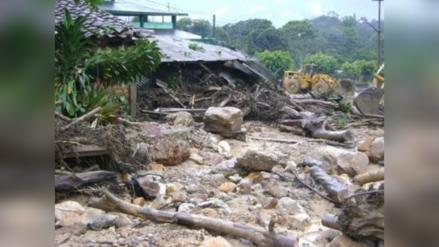Aluvión: urge maquinaria pesada para limpieza de quebradas en Callancas