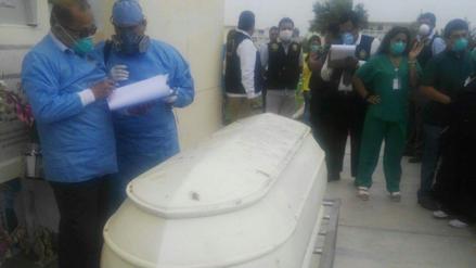 Exhuman restos de niña de 11 años que murió por un aborto en Chiclayo