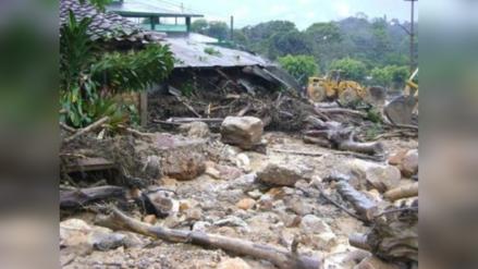 Otuzco: 300 familias afectadas por inundaciones tras aluvión en Callancas
