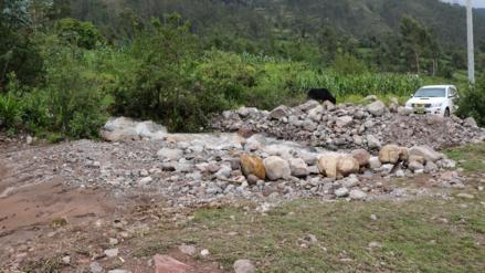 Desborde de ríos dejó 15 viviendas inundadas en Ocobamba