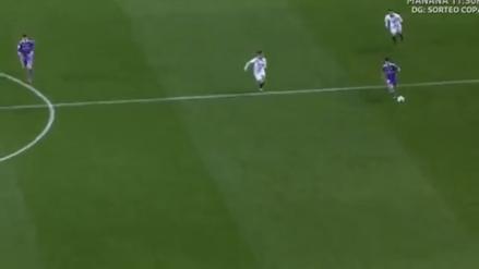 Marco Asensio recorrió casi toda la cancha y anotó un golazo para el Real Madrid