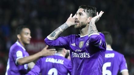 Real Madrid clasificó a los cuartos de final de la Copa del Rey y alargó su invicto