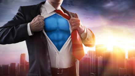 Cómo Superman distorsiona los ideales del hombre real
