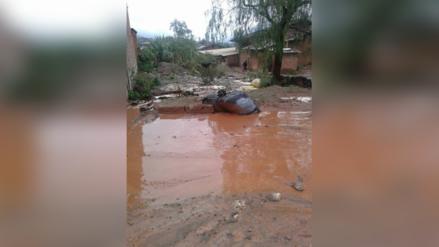 Otuzco: así quedó Callancas tras el aluvión