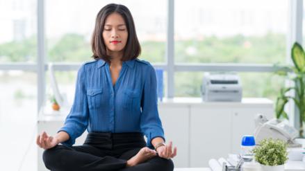 Meditación para más felicidad y menos estrés