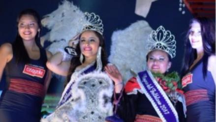 Eligen a reinas del folklore para fiesta de Virgen de la Candelaria