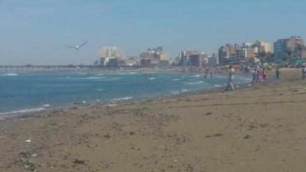 Solo una playa califica como saludable en Lambayeque