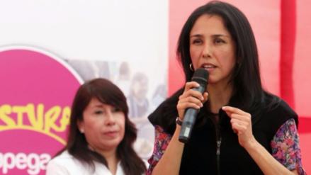 Cambio de reglas de conducta de Nadine Heredia serán resueltos en dos días