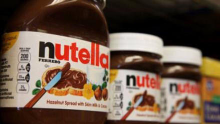 Nutella, acusada de causar cáncer, se defiende