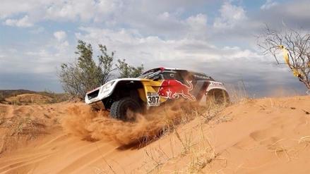 Esta es la etapa once del Rally Dakar 2017
