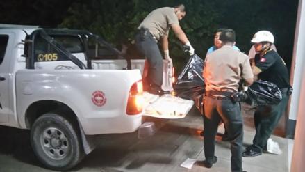 Campesina muere tras impactarle rayo en Pasco