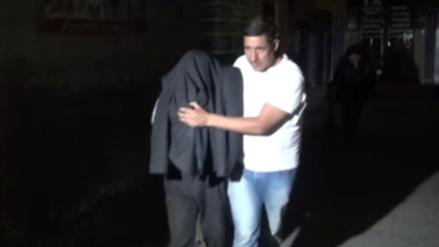 Ayacucho: intervienen a abogado desnudo en su despacho con menor de edad