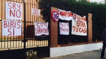 Hinchas del Sevilla a Sergio Ramos: