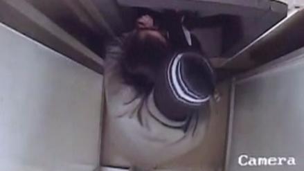 Una mujer fue atacada por un ladrón con cuchillo en China