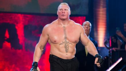 Brock Lesnar hará su primera aparición del año en el Monday Night Raw