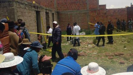 Hallan cuerpo sin vida de niña de cuatro años en Zepita