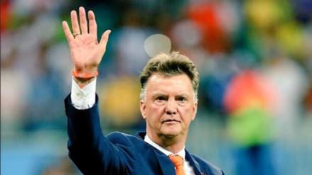 Louis van Gaal anunció su retiro como director técnico
