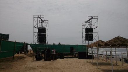 Subprefectura de Pimentel intensifica operativos en la playa