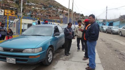 La Oroya: transportistas incrementan precio de pasajes en un 30%