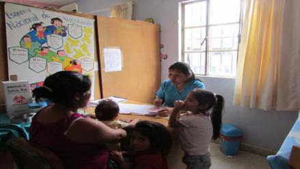Piura: buscan beneficiar a menores con atención en turno tarde en Salud