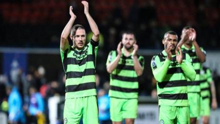 Forest Green Rovers, el primer club de fútbol vegano en la historia