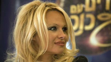 Pamela Anderson reaparece con nueva apariencia