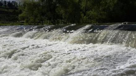 Vraem: seis pueblos en riesgo por aumento de caudal del río Apurímac