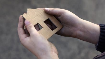 Las estragos emocionales de los que pierden su hogar