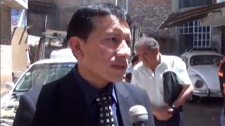Regidor denuncia amenazas de muerte por fiscalizar gestión edil